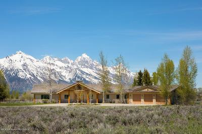 Teton Village, Tetonia, Swan Valley, Victor, Driggs, Jackson, Alta Single Family Home For Sale: 2 Huckleberry Dr