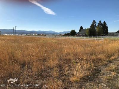 Thayne Residential Lots & Land For Sale: LOT 5 Muddy String