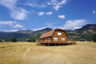 Star Valley Ranch WY Single Family Home For Sale: $135,000