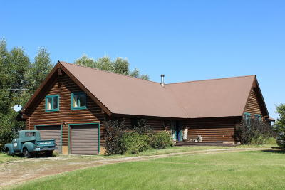 Teton Village, Tetonia, Driggs, Jackson, Victor, Swan Valley, Alta Single Family Home For Sale: 1890 W 4000 N