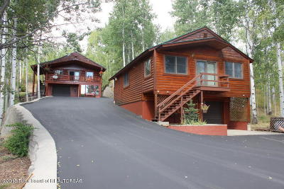Star Valley Ranch WY Single Family Home For Sale: $475,000