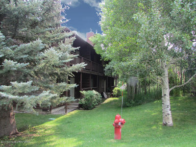 Jackson WY Condo/Townhouse For Sale: $725,000
