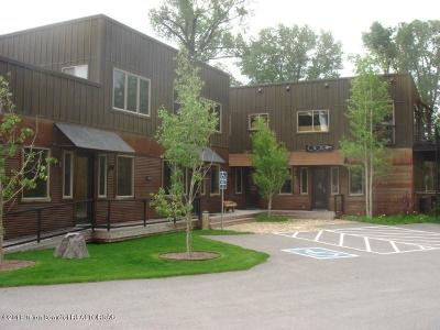 Wilson WY Condo/Townhouse For Sale: $1,125,000