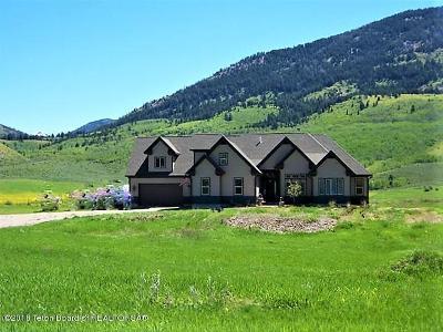 Smoot Single Family Home For Sale: 61 Astorian Lane