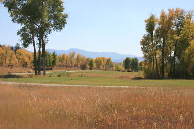 Star Valley Ranch Residential Lots & Land For Sale: SVR UN 18 188 Hardman Rd