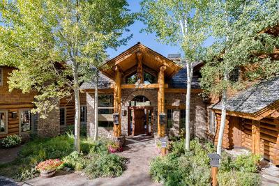 Wilson Single Family Home For Sale: 5075 W Beavertail