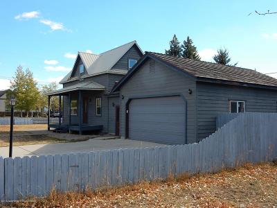 Swan Valley, Victor, Jackson, Driggs, Tetonia, Teton Village, Alta Single Family Home For Sale: 176 E Wallace Ave