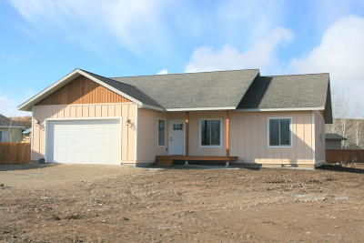Thayne Single Family Home Pending Contingent: 170 Bear Hollow Cr