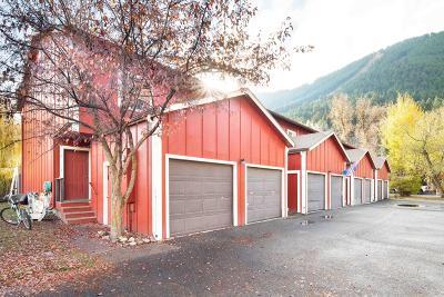 Teton Village, Tetonia, Driggs, Jackson, Victor, Swan Valley, Alta Condo/Townhouse For Sale: 145 Aspen Dr #7