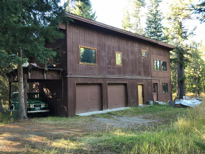 Wilson Single Family Home Pending Contingent: 6375 W Heck-Of-A-Hill Rd