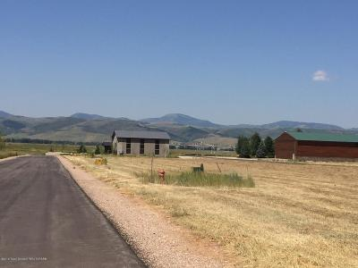 Afton WY Residential Lots & Land For Sale: $89,500