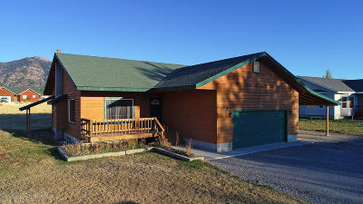 Star Valley Ranch WY Single Family Home Pending Contingent: $252,000
