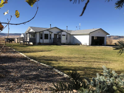 Grover Single Family Home For Sale: 1393 Grover Narrows Rd