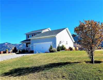 Etna Single Family Home For Sale: 174 Roan Way