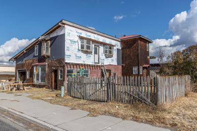 Alta, Driggs, Jackson, Teton Village, Tetonia, Victor, Swan Valley Single Family Home Pending Contingent: 6263 S Main St