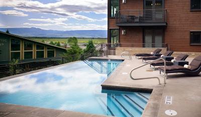 Teton Village, Tetonia, Swan Valley, Victor, Driggs, Jackson, Alta Condo/Townhouse For Sale: 3335 W Village Drive #518