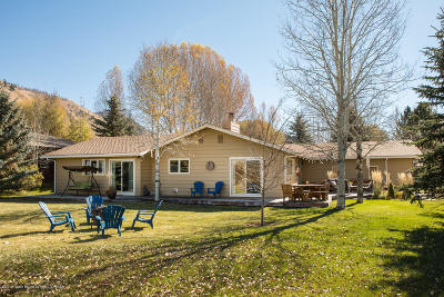 Driggs, Alta, Jackson, Tetonia, Teton Village, Victor, Swan Valley Single Family Home For Sale