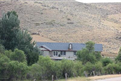 Lander Farm & Ranch For Sale: 6258 Wy-28