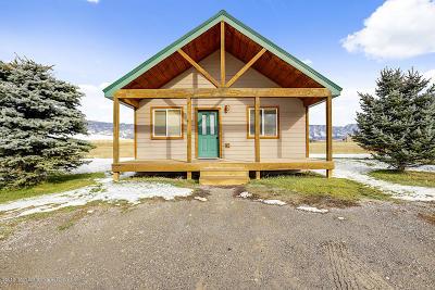 Thayne Condo/Townhouse For Sale: 263 Fresian Circle #4