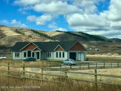Auburn Single Family Home Pending Contingent: 1290 Smoky Canyon Rd