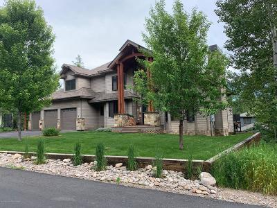 Alpine Single Family Home For Sale: 333 Aspen Ridge Trail