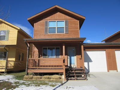 Driggs, Alta, Jackson, Tetonia, Teton Village, Victor, Swan Valley Condo/Townhouse For Sale: 1260 Allen Way