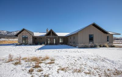 Alpine WY Single Family Home For Sale: $750,000