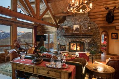 Jackson WY Single Family Home For Sale: $6,900,000