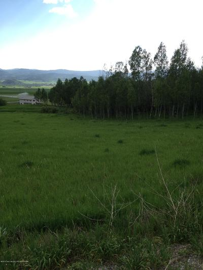 Star Valley Ranch Residential Lots & Land For Sale: Cottonwood Dr.