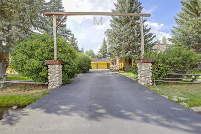 Auburn Single Family Home For Sale: 960 Stump Creek Rd