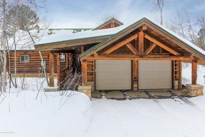 Star Valley Ranch WY Single Family Home Pending Contingent: $670,000