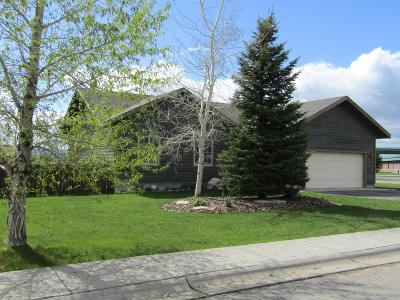 Driggs, Felt, Tetonia, Victor, Alta, Hoback Jct., Jackson, Moran, Teton Village, Wilson Single Family Home For Sale: 685 Appaloosa Trl