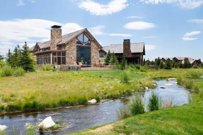 Teton Village Single Family Home For Sale