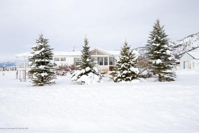 Bedford WY Single Family Home Pending Contingent: $295,000
