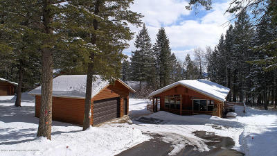 Star Valley Ranch WY Single Family Home Pending Contingent: $245,000