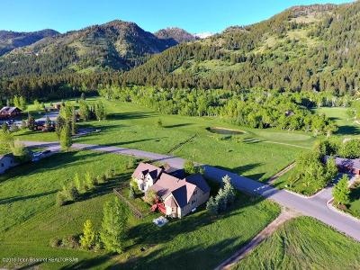 Star Valley Ranch WY Single Family Home For Sale: $469,000