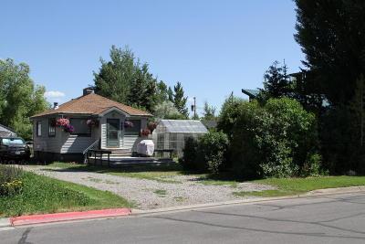 Jackson Single Family Home For Sale: 525 E Simpson Ave