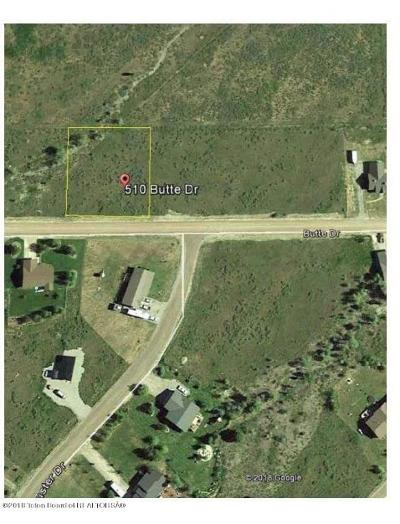 Star Valley Ranch Residential Lots & Land For Sale: 510 Butte Dr