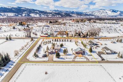 Jackson Single Family Home For Sale: 4225 Glory View Ln