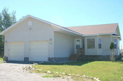 Star Valley Ranch Single Family Home For Sale: 1616 Cedar Creek Rd/Cnty Rd 118