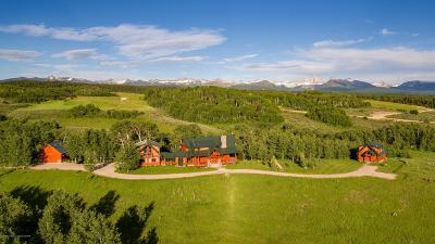 Tetonia Single Family Home For Sale: 10651 Rammell Mountain Road