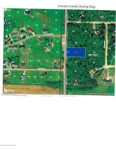 Star Valley Ranch Residential Lots & Land For Sale: 5214 Muddy String Road