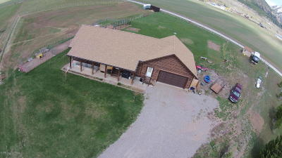 Thayne Single Family Home For Sale: 1435 Lost Creek Rd