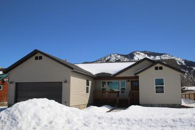 Alpine Single Family Home Pending Contingent: 222 River Bench Rd