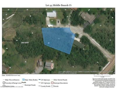 Star Valley Ranch Residential Lots & Land For Sale: LOT 44 Middle Branch Court