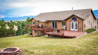 Afton Single Family Home Pending Contingent: 316 Hillview Dr