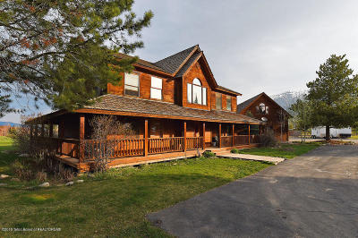 Alpine Single Family Home For Sale: 83 Buck Lane