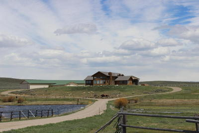 Daniel Farm & Ranch For Sale: Amerine Ranch Merna 23-112