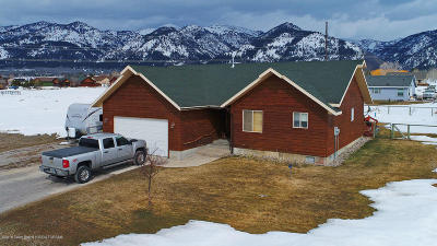 Star Valley Ranch Single Family Home Pending Contingent: 171 Holly Drive