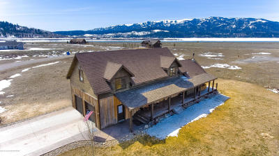 Alpine Single Family Home Pending Contingent: 711 Aster Loop